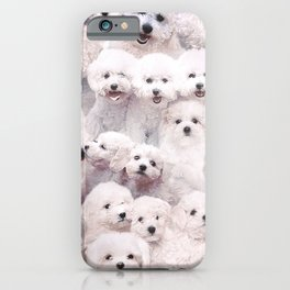 Bichons iPhone Case