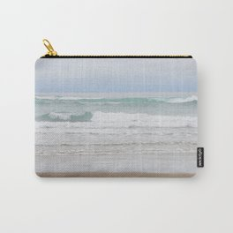Aqua Waves Carry-All Pouch