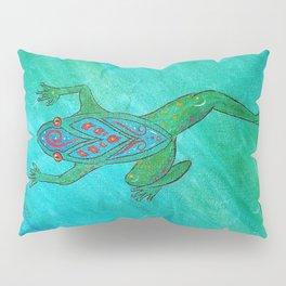 Frog Pillow Sham
