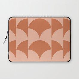 Cleo Pattern - Sunset Laptop Sleeve