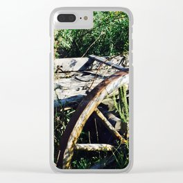 Forgotten Photography Clear iPhone Case