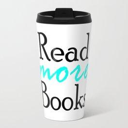 Read More Books Travel Mug