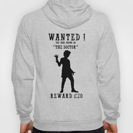 Wanted Hoody