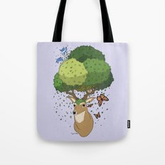 Keeper of the Forest Tote Bag