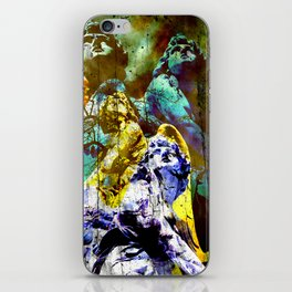 THE ANGELS CALL YOUR NAME iPhone Skin