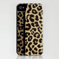 CLASSIC LEOPARD SKIN iPhone (4, 4s) Slim Case