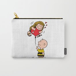 Patty and Charlie Carry-All Pouch