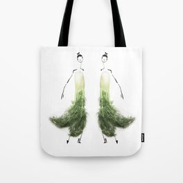 Edible Ensembles: Fennel Tote Bag