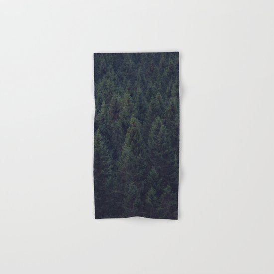 Deep In The Woods Hand & Bath Towel
