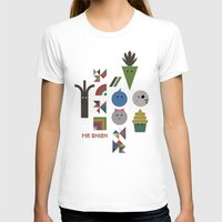 vegetable T-shirts featuring Vegetable Colours by Mr Onion