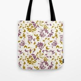 day lilies retro Tote Bag