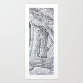 A Cave of Mirrors Art Print