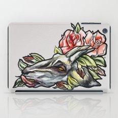 Goat's head. iPad Case