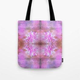 Soft Summer Floral Tote Bag