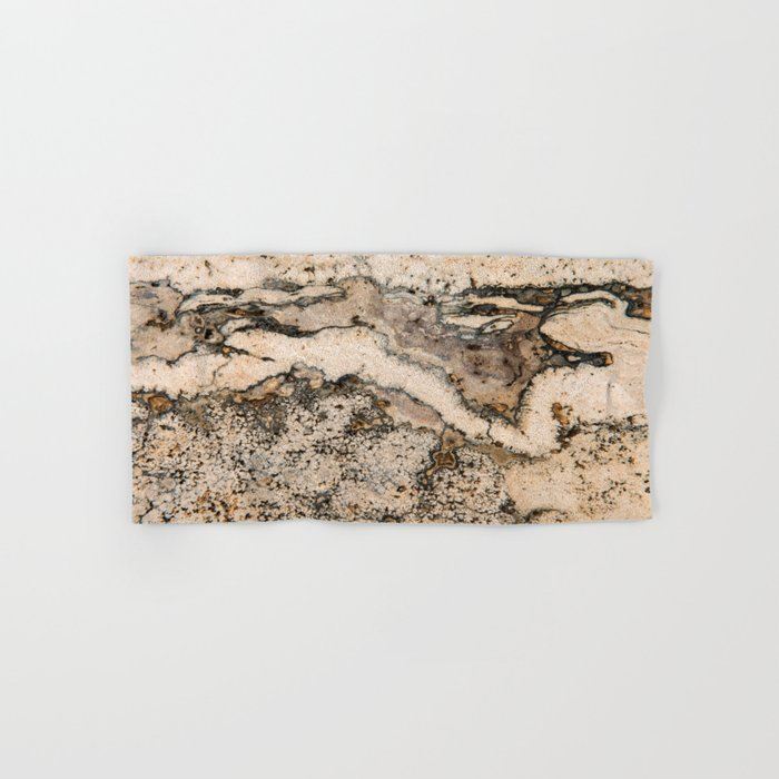 MARBLED Hand & Bath Towel