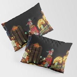 Las Vegas Nevada Pillow Sham