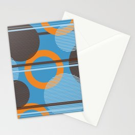 Navel Planets Stationery Cards
