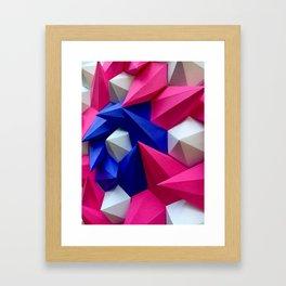 Sea Jewels Framed Art Print
