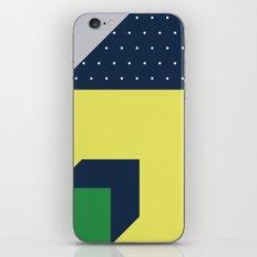2d illusion iPhone & iPod Skin