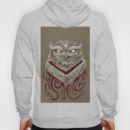 THIRD EYE OWL Hoody