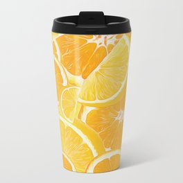 fruity and delicious B Metal Travel Mug