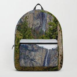 Tree In Yosemite Backpack