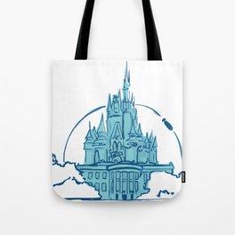 Magic Kingdom Tote Bag