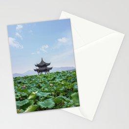 Imperial pavillion Stationery Cards