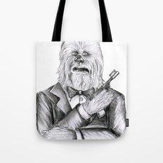Wookie 007 Tote Bag