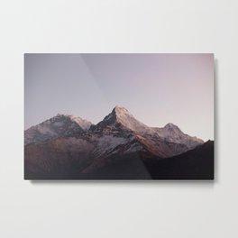 Annapurna Himalayas, Nepal Metal Print