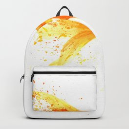 Colorful Goldfish Backpack