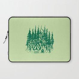 Campsite Laptop Sleeve