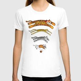 Wi-Fi Cats T-shirt