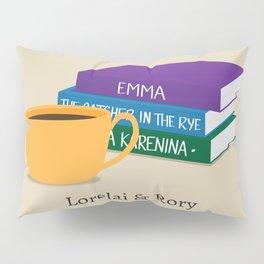 Lorelai & Rory Pillow Sham