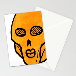 Sexy skeleton part1 #eclecticart Stationery Cards