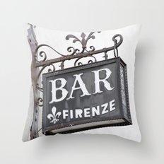 Firenze - Tuscany Throw Pillow