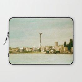 Alki Beach Laptop Sleeve