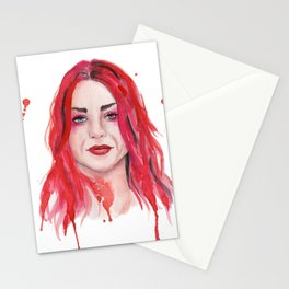 Frances Bean Cobain Stationery Cards