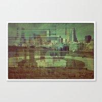 architecture Canvas Prints featuring Architecture by Jean-François Dupuis