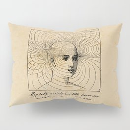 1984 - George Orwell - Reality Pillow Sham