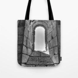Medieval Window Tote Bag