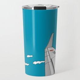 Airplane Wing Travel Mug