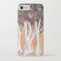 sparkles iPhone & iPod Cases featuring Sparkles by Julie Lemons