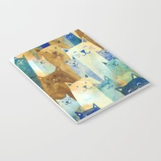 Funny Cats Notebook