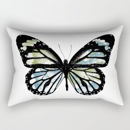 Watercolor Wings Rectangular Pillow