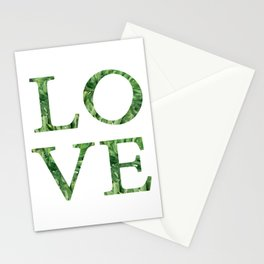 love quote. Stationery Cards