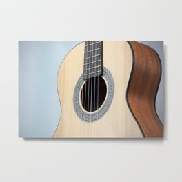 Classical Guitar Metal Print