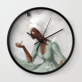 _no name Wall Clock