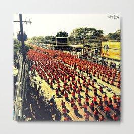 Udon Thani Metal Print