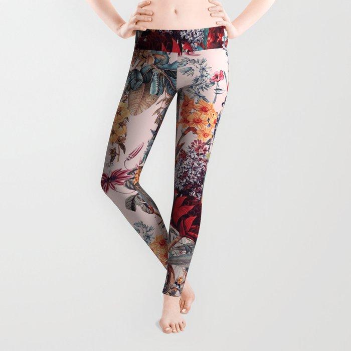 Magical Garden VIII Leggings
